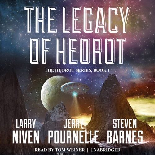 The Legacy of Heorot audiobook cover art