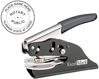 ExcelMark Notary Embosser – All 50 States
