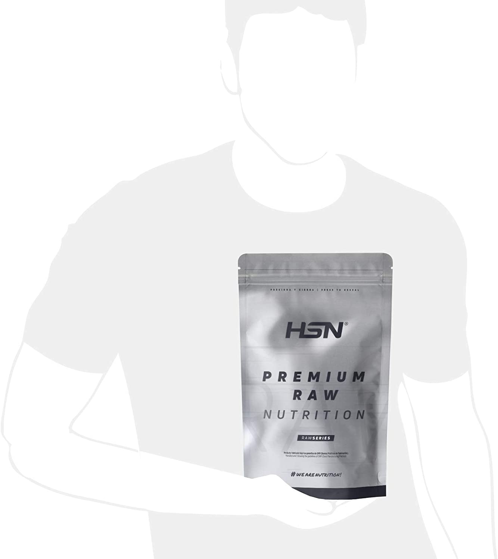 HSN Dextrosa Carbohidrato de Alto Índice Glucémico para Recarga de Energía Post-Entreno | Ideal para Combinar con Batidos de Proteína | Vegano, Sin ...