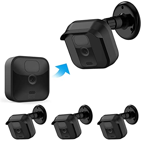 3 Pack Camera Wall Mount Bracket for Blink XT2 Weatherproof Protective Housing
