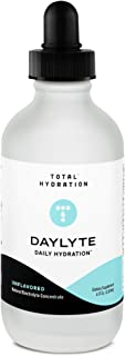 Daylyte Electrolyte Drops Hydration Supplement - Keto Friendly or Fasting, Trace Minerals Magnesium Replacement, Organic Morning & Hangover Recovery, 39 Servings, Unflavored