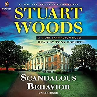 Scandalous Behavior cover art