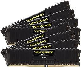 Corsair Vengeance LPX 64GB (8 x 8GB) DDR4 DRAM 2133MHz (PC4-17000) C13 memory kit for DDR4 Systems