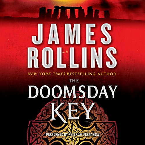 Page de couverture de The Doomsday Key