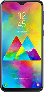 Samsung Galaxy - M20 Smartphone FHD+ Infinity V Display 6.3 4 GB RAM 64 GB ROM negro [Versión española]