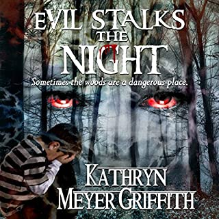 Evil Stalks the Night cover art