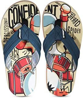 Solethreads Drums (J) Casual Flip Flops for Kids