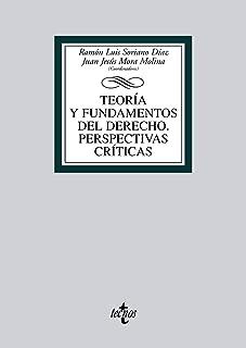 Teoría y fundamentos del Derecho. Perspectivas críticas (Derecho - Biblioteca Universitaria De Editorial Tecnos)