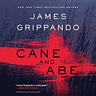 Cane and Abe audiobook cover art
