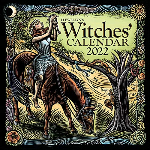 Llewellyn's 2022 Witches'...