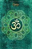 Yoga: Libreta ideal para los amantes del yoga. 110 páginas con rayas suaves.