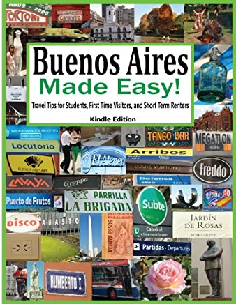 Amazon.com: Buenos Aires Made Easy! (Kindle Edition) eBook ...