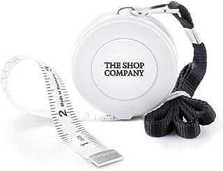 THE SHOP COMPANY Professional Grade Retractable Tape Measure - 120 inches & 300 centimeters