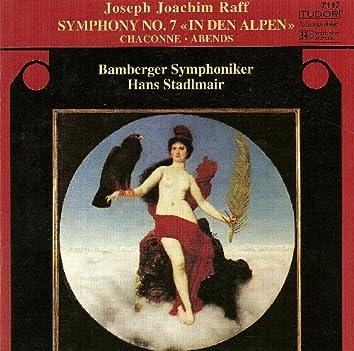 Raff, J.: Symphony No. 7 / Rhapsody, Op. 163B