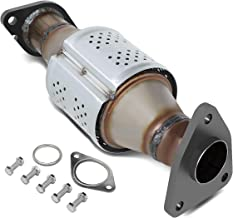 DNA MOTORING OEM-CONV-017 Factory Style Catalytic Converter Exhaust Pipe