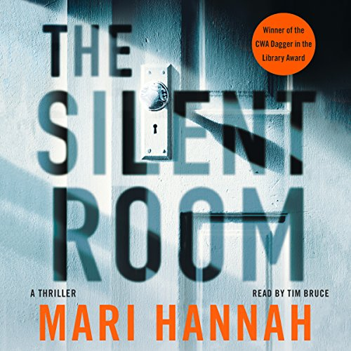 The Silent Room audiobook cover art