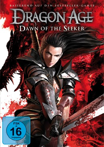 Dragon Age - Dawn of the Seeker [2 DVDs]