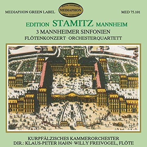 Kurpfalz Chamber Orchestra, Klaus-Peter Hahn & Willy Freivogel