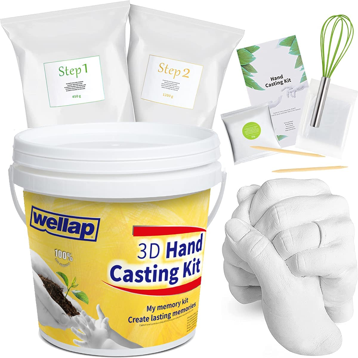 Limited Special Price Hand Casting Kit Mesa Mall - DIY Statue Unique Annive Plaster Molding