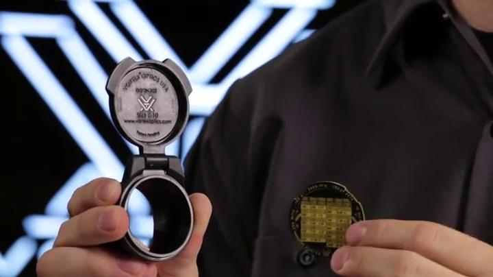 E-10 /& O-50 Vortex Optics Defender Scope Eyepiece and Objective Lens Cover