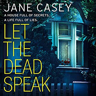 Let the Dead Speak: A Maeve Kerrigan crime thriller cover art