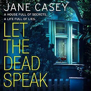 Let the Dead Speak: A Maeve Kerrigan crime thriller Titelbild