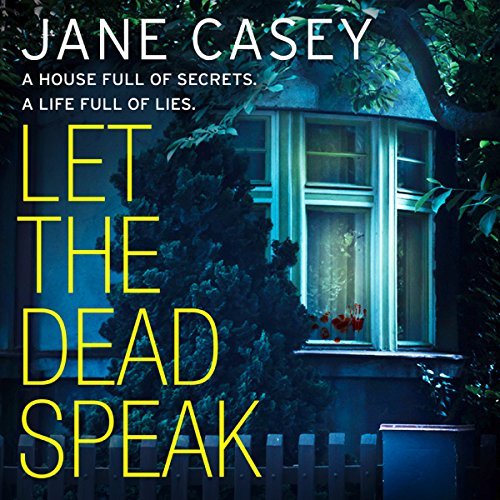 Couverture de Let the Dead Speak: A Maeve Kerrigan crime thriller