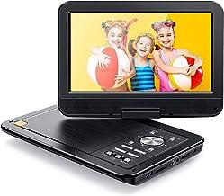 "APEMAN Upgradé 12,5"" Lecteur DVD Portable Grand 10,5"" Ecran Rotatif à 270°,.."