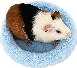 Sinwo Soft Fleece Guinea Pig Bed Small Animal Cage Mat Hamster Sleeping Bed Pet Bed Pet Mat …
