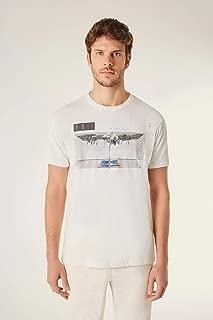 Camiseta Estampada Ilha Vj Reserva