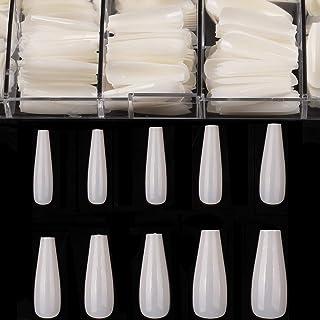 Ballerina Nails White