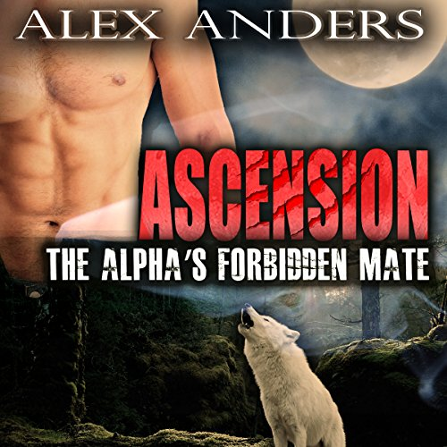 The Alpha's Forbidden Mate audiobook cover art
