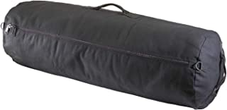 Zipper Canvas Duffle Duffel Roll Travel Sports Equipment Bag