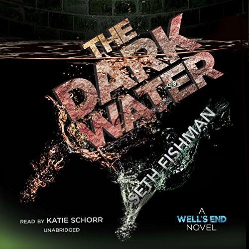The Dark Water audiobook cover art