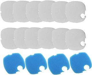16PCS Aquarium Replacement Filter Pads for SUNSUN GRECH HW-304 HW404B