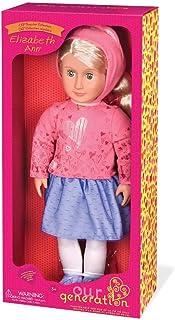 Our Generation Our Generation - og - Elizabeth Ann Puppe mit Rock und Hoodie - 44916