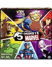 Spin Master Games 5 Minute Marvel - angielski
