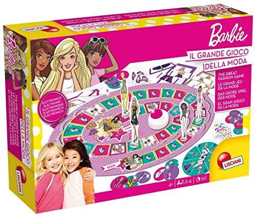 barbie giochi Lisciani Giochi 63260.0 - Barbie il Grande Gioco della Moda