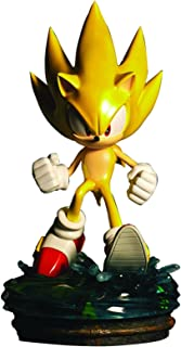 First 4 Figures Sonic: Modern Super Sonic Statue