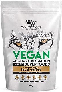 White Wolf Vegan Protein Blend- Salted Caramel- 400g