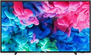 Philips 43PUS6503/62 Televizyon, 108 cm (43 İnç) Akıllı TV (4K UHD, HDR Plus, HDMI, USB, Dahili Uydu Alıcılı), Siyah
