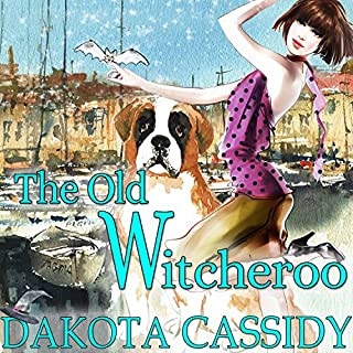 The Old Witcheroo audiobook cover art