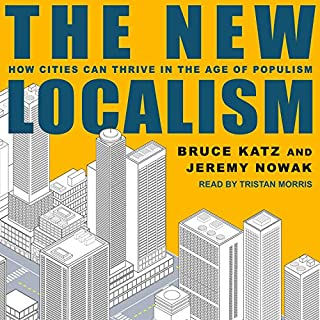The New Localism audiobook cover art