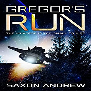 Gregor's Run cover art