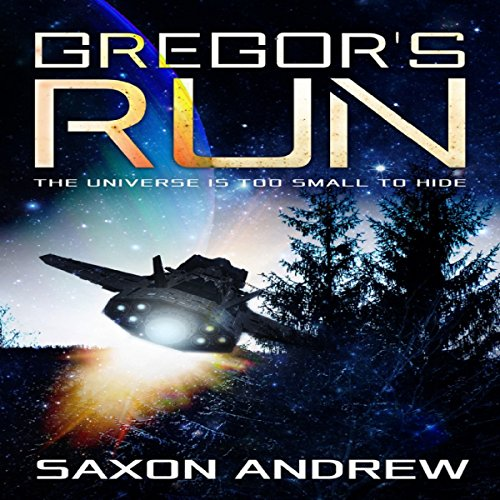 Gregor's Run audiobook cover art