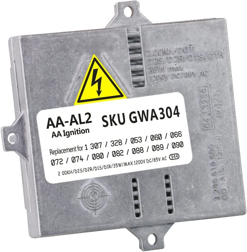 HID Xenon Ballast - Control Unit 307 329 053 Replaces OFFicial mail order Ranking TOP7 Module