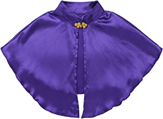 Kids Girls' Great Performance Costumes Cape Top with Skirt and Wristband for Halloween Role Play Party