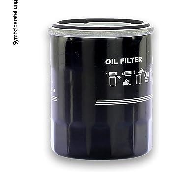 Febi Bilstein 107824 Ölfilter Mit Dichtring 1 Stück Auto
