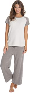 CozyChicUltra Lite Raglan Tee for Women, Baseball T-Shirt, Cute Short-Sleeved Loungewear