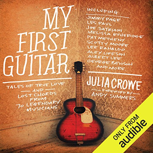 My First Guitar audiobook cover art